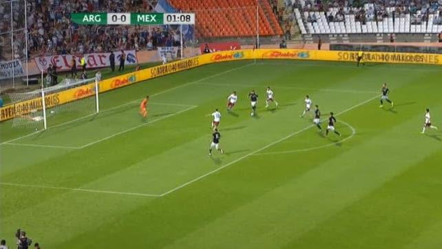 Icardi show, primo gol con l'Albiceleste