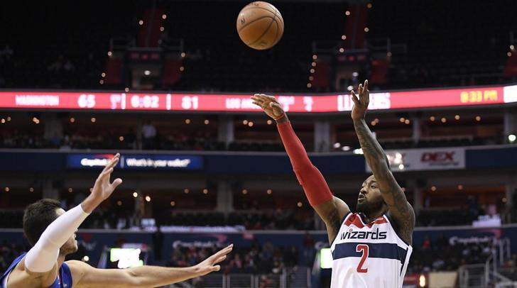 Nba, Gallinari in campo con la febbre: Clippers ko contro Washington