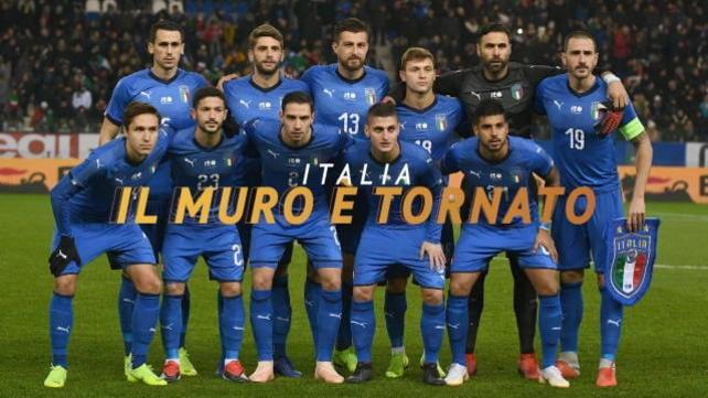 Italia, il muro è tornato...