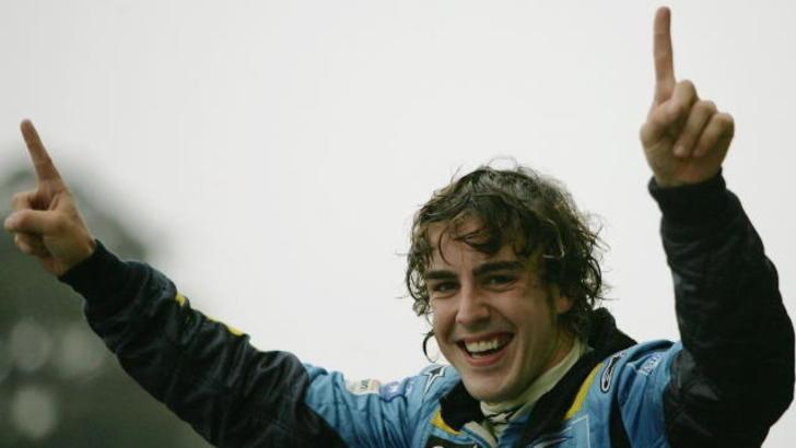 Alonso, una carriera da record