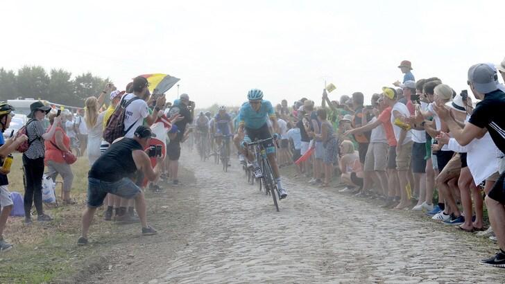 Ciclismo, Tafi torna in sella: l'impresa a Roubaix vale 350