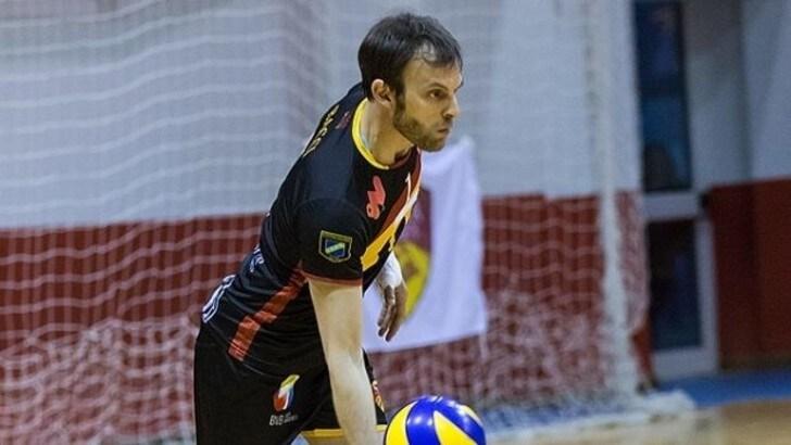 Volley: A2 Maschile, Joel Bacci si è operato al crociato del ginocchio