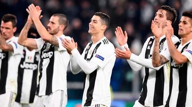 Champions League, Juventus-Valencia: decide Mandzukic, assist di Ronaldo