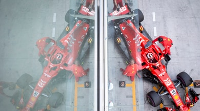 F1, ok per la Ferrari nei crash test