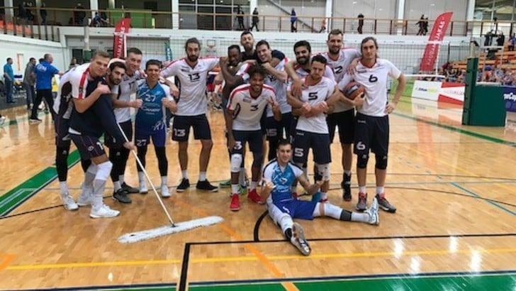 Volley: Challenge Cup, Monza esordio vincente in Estonia