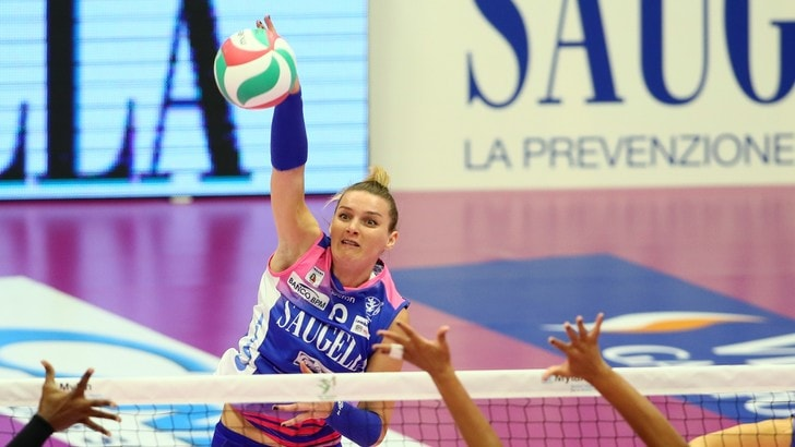 Volley: Challenge Cup Femminile, Monza vince a Perg l'andata dei 16i