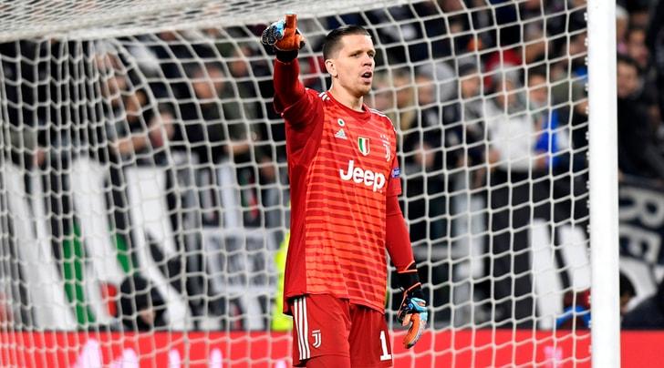 Barnett: «Szczesny vale Alisson, ma resta alla Juventus»