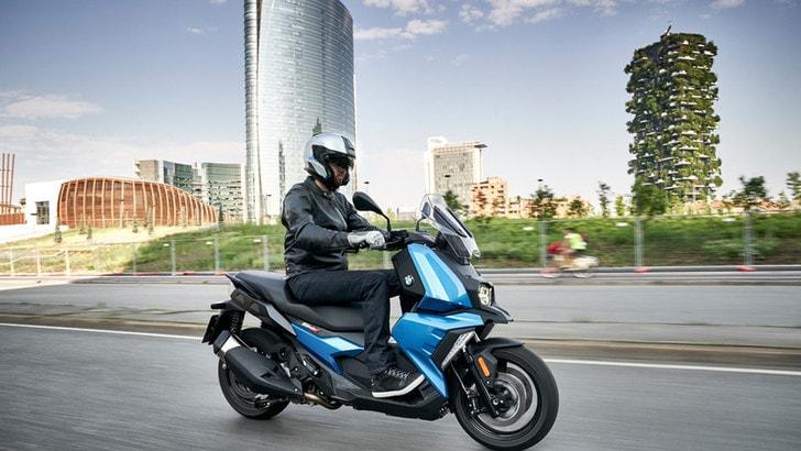 BMW C400X: ecco quanto costerà