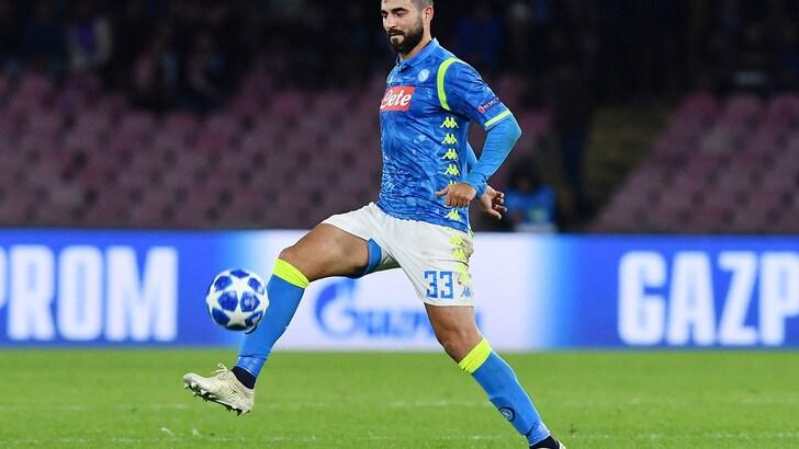 Serie A Napoli, per Albiol trattamenti e lavoro di scarico