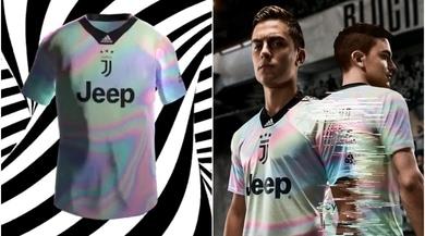 Juventus, ecco la nuova maglia limited edition