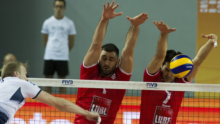 Volley: Mondiale per Club, Civitanova chiude la Pool A al primo posto