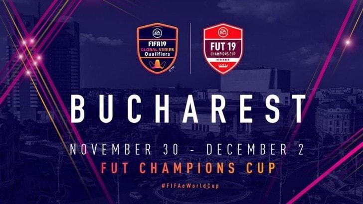 La FUT Champions Cup scalda il tempo gelido di Bucarest