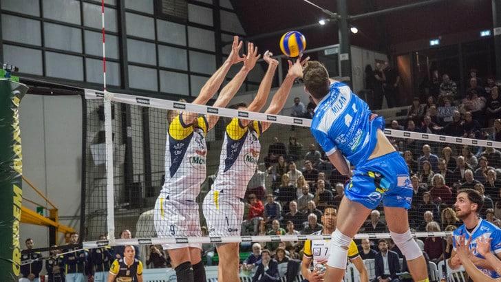 Volley: A2 Maschile, Brescia-Santa Croce anticipo di lusso del sabato