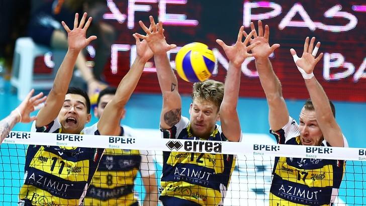 Volley: Superlega, si gioca la 10a giornata, posticipati i match di Lube e Diatec