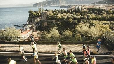 54 o 27km, il doppio dei runner a Sorrento-Positano