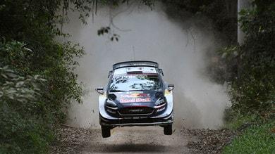 Rally, due giorni di test per Ogier in Portogallo