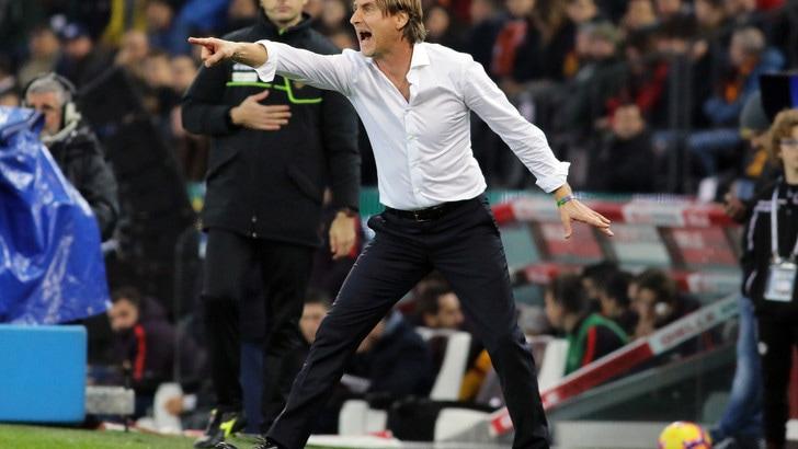Serie A Udinese, Nicola: «Sassuolo molto bravo a gestire la palla»