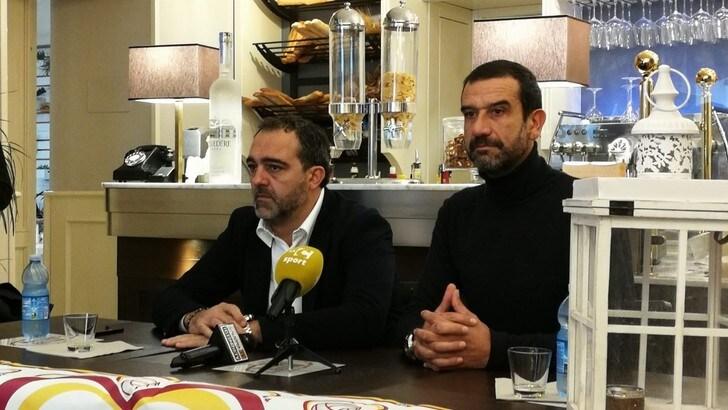 Volley: A2 Maschile, vernissage per Gianpietro Rigano a Lamezia