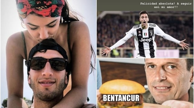 Non solo la bella Mel: anche i tifosi della Juventus ora sono pazzi di 'don Rodrigo' Bentancur