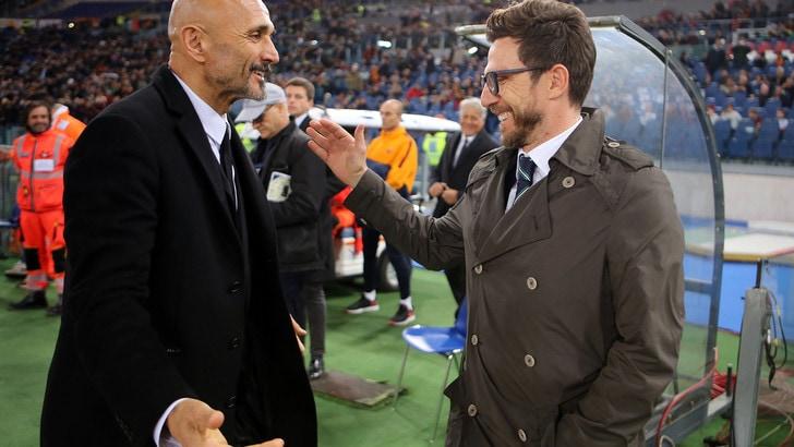 Diretta Roma-Inter, formazioni ufficiali e tempo reale alle 20.30. Dove vederla in tv
