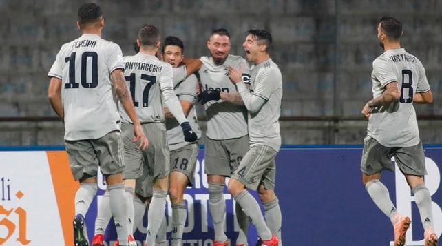 Serie C, Pistoiese-Juventus Under 23 0-1: decide Di Pardo
