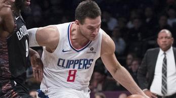 Nba, Gallinari show: Clippers capolista con Denver