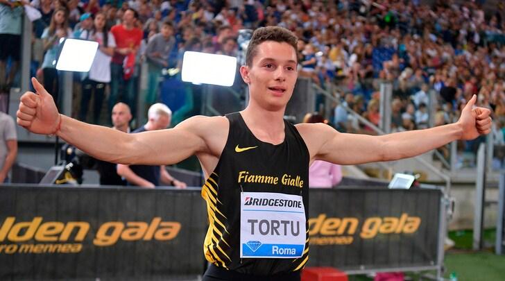 Atletica, Tortu:«Da quando ho battuto il record di Mennea la mia vita è cambiata»