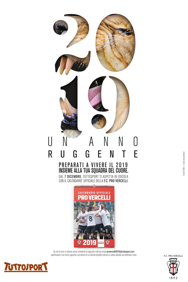 Calendario F.C. Pro Vercelli
