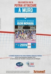 Calendario Igor Novara