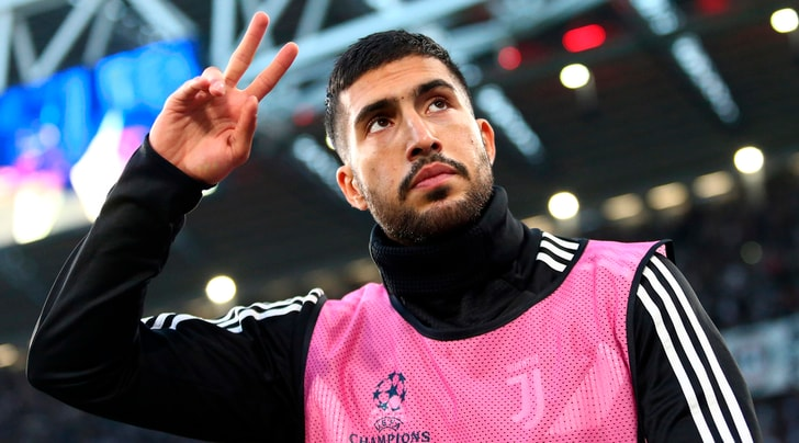 Juventus, buone notizie: Emre Can verso la convocazione