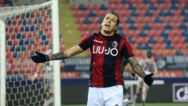 Serie A Bologna, per Santander escluse lesioni