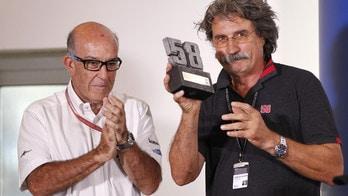 Moto, la scuola di Simoncelli gli dedica l'Aula Magna