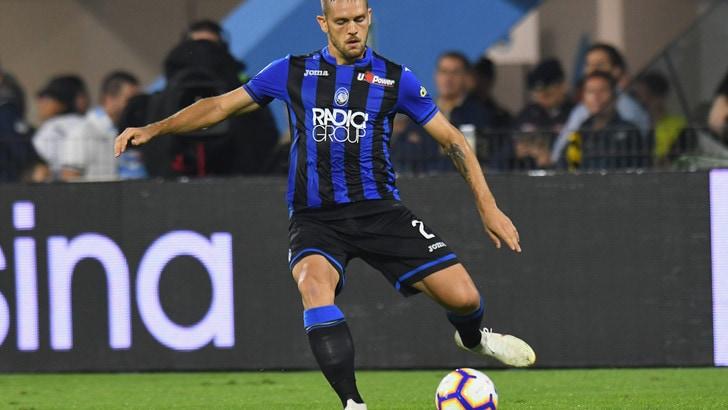 Serie A Atalanta, Toloi si allena con la squadra