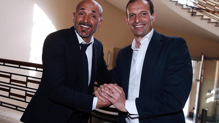 Serie A: Juve-Inter, bianconeri schiaccianti nelle quote