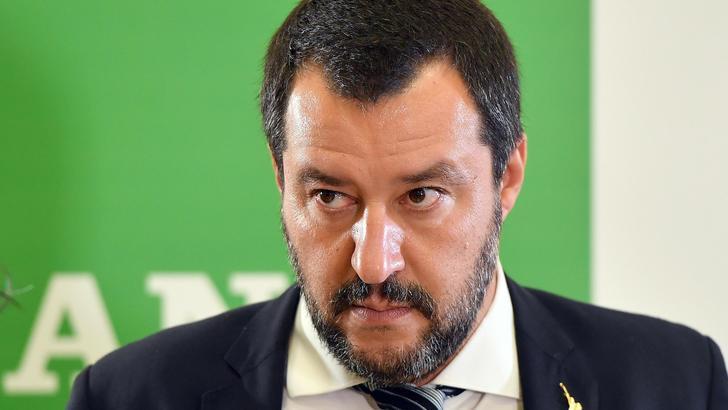 Salvini, con me