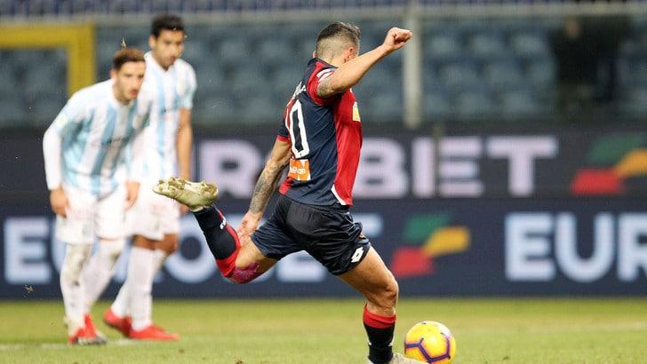 Coppa Italia, Genoa-Entella 9-10 ai rigori: errore decisivo di Lapadula