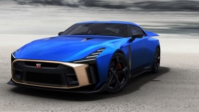 Nissan GT-R 50, il mostro da 720 cv e un milione di euro