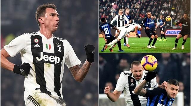Juventus-Inter: le emozioni del derby d'Italia