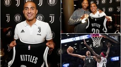 Nba: la Juventus porta fortuna ai Nets, Belinelli supera LeBron James