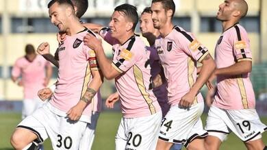 Serie B: Palermo-Salernitana, rosanero avanti a 1,62