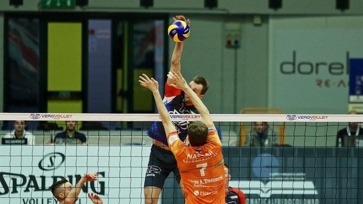 Volley: Challenge Cup, Monza elimina il Parnu ed approda agli ottavi