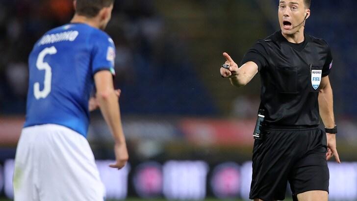 Champions League Inter-Psv, dirige Zwayer. Liverpool-Napoli: Skomina