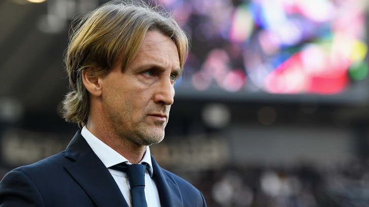 Serie A Udinese, Nicola: «Non ho visto una superiorità così netta dell'Atalanta»