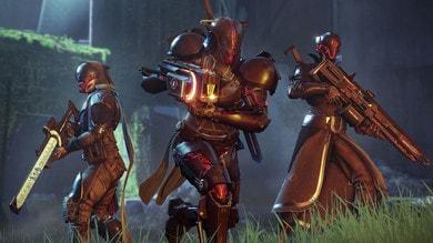 Destiny 2: la nuova espansione è servita