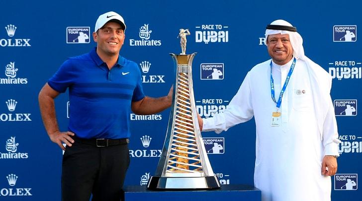 Golf, la BBC celebra Molinari: «Superstar globale»