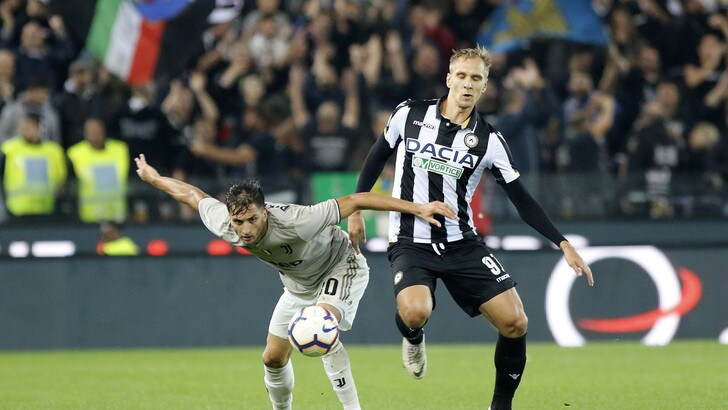 Serie A Udinese, Teodorczyk e Barak a parte