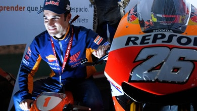MotoGp, Honda: due moto storiche a Pedrosa per dirsi addio