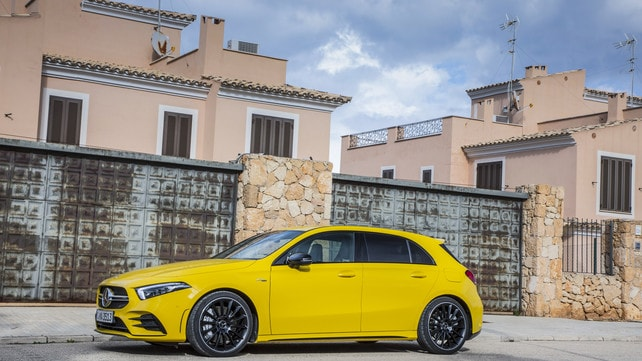 Mercedes A35 AMG 4Matic: foto
