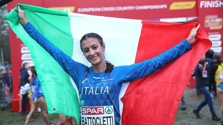 Oro per Nadia Battocletti ai Campionati Europei di corsa campestre
