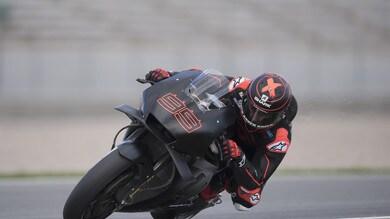MotoGp Honda, Lorenzo: «Contro Marquez ho già vinto. Rossi incredibile»